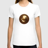 china T-shirts featuring China by Anastassia Elias