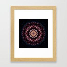 k.Oss_01 Framed Art Print