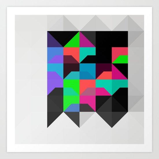 2zlx Art Print