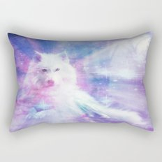 Majestic Wolf Rectangular Pillow