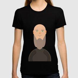 Old Ragnar Lodbrok-Vikings T-shirt