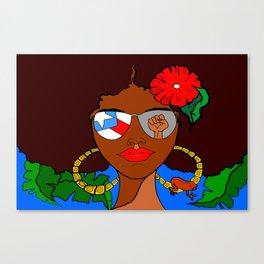 Pride and Culture Canvas Print
