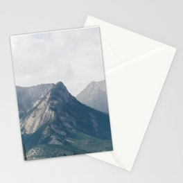 Lost in the Mountains Stationery Cards