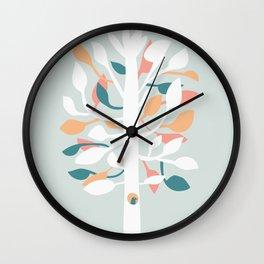 Prosperi - tree Wall Clock