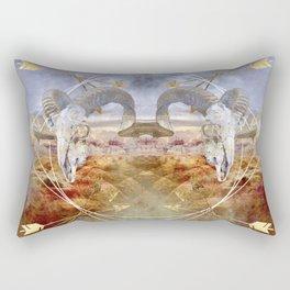 Death Valley II Rectangular Pillow