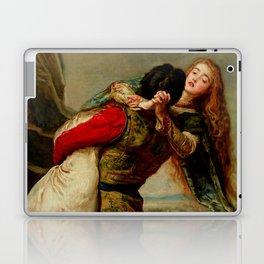 "John Everett Millais ""The Crown of Love"" Laptop & iPad Skin"