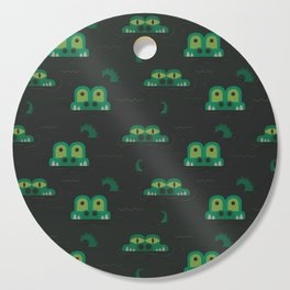 See you later alligator (Patterns Please) Cutting Board