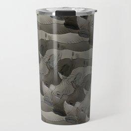 Rhinos Travel Mug