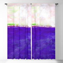 Journey No.600c by Kathy Morton Stanion Blackout Curtain