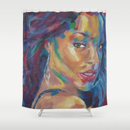 Rhianna Shower Curtain