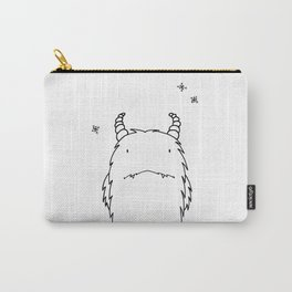 Yeti Illustration Carry-All Pouch