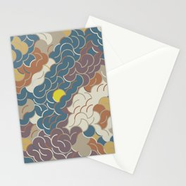 Abstract Geometric Artwork 86 Stationery Cards