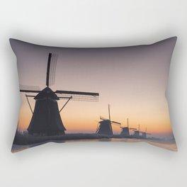 Dutch Dawn Rectangular Pillow