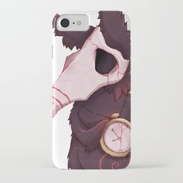 Real Monsters- Anxiety iPhone Case