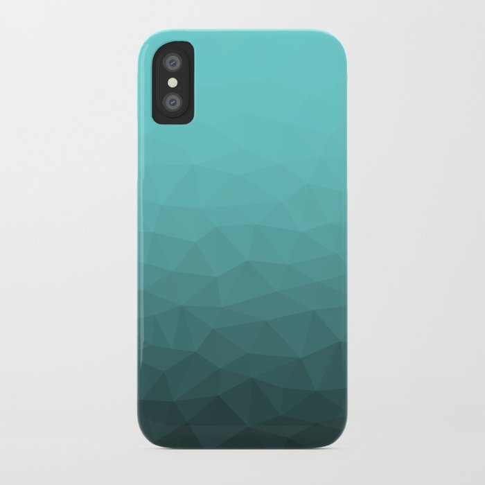 Underwater Tris IPhone Case By Beththompson