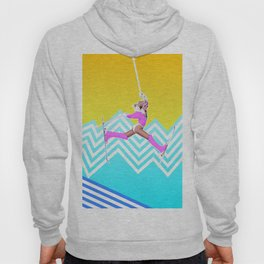 Ski like it's 1989 Hoody