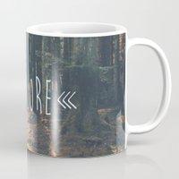 explore Mugs featuring Explore by grafik ' prod