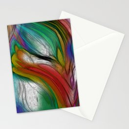 EMERGING TULIP Stationery Cards
