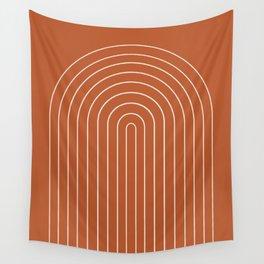 Minimalist Arch XX Wall Tapestry