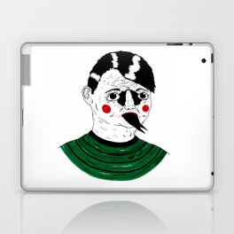 Snake Kid Laptop & iPad Skin
