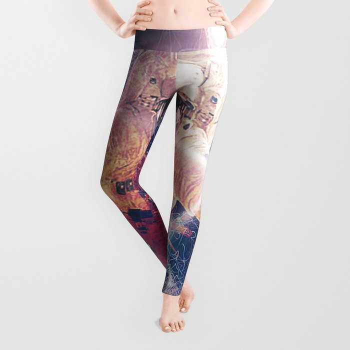 Astro Nova 02, capsule breach Leggings