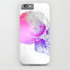 Low poly skull Slim Case iPhone 6s