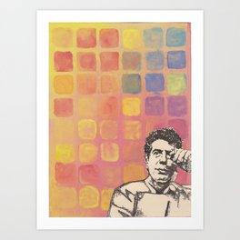 Anthony Art Print