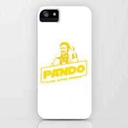 Pando iPhone Case