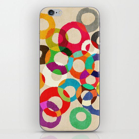 Loop Hoop iPhone & iPod Skin
