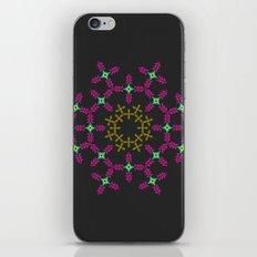 DESIRE in grey iPhone & iPod Skin