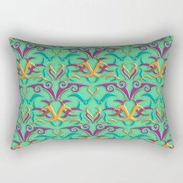 Tribal Pattern 4 Rectangular Pillow