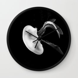 Abyssal Ghost Wall Clock