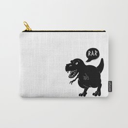 Cute T-Rex Raw Carry-All Pouch