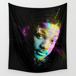 Will Smith Wall Tapestry