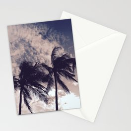 Palms Dance&she's been painting. Stationery Cards