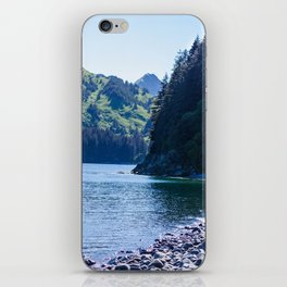 Kodiak Beach Photography Print iPhone Skin