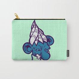 Shrunken Smurf Carry-All Pouch