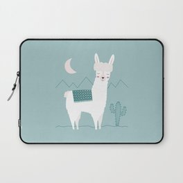 Alpaca In The Mountains Laptop Sleeve