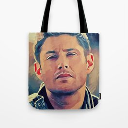 Watching the angel Tote Bag