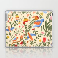Tropical Garden Pattern Laptop & iPad Skin
