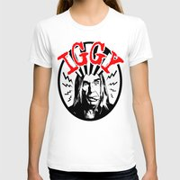 iggy T-shirts featuring There is Only ONE Iggy  |  Iggy Pop by Silvio Ledbetter