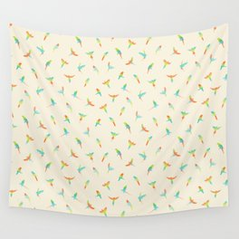 Parrots ! Papagei ! Wall Tapestry