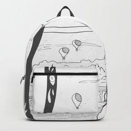 Locked up dreams Backpack
