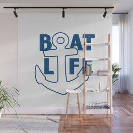 Boat Life Wall Mural