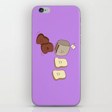 Toasty Business! iPhone & iPod Skin