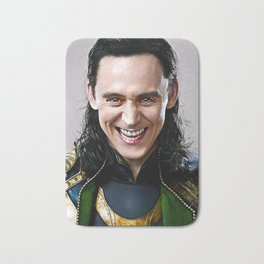 Loki -There Are No Men Like Me XVI Bath Mat