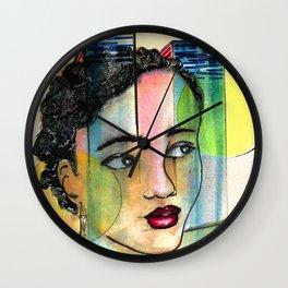 Light Music Wall Clock