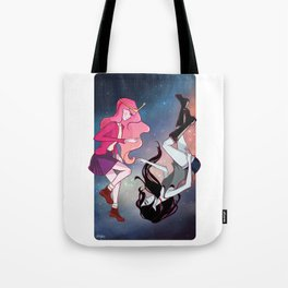 Stardust in your eyes Tote Bag