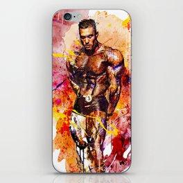 Weekend Warrior iPhone Skin