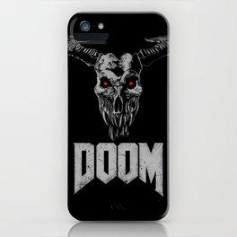 Doom - Icon of Sin iPhone Case
